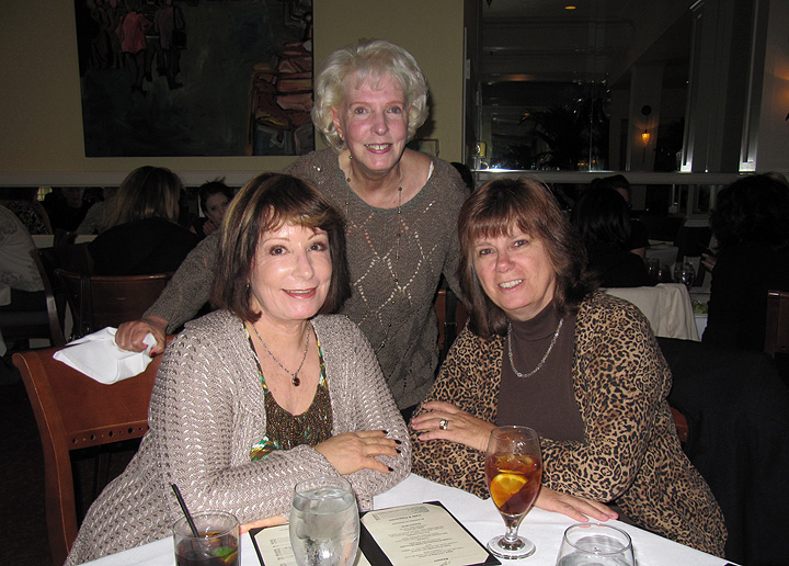 Elizabeth Weintraub - Myrl Jeffcoat - Cathy McAlister