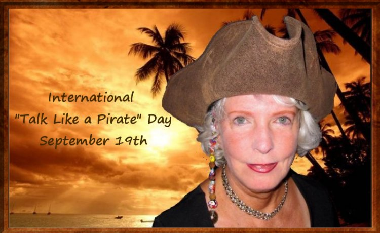 Myrl Jeffcoat - International Talk Like a Pirate Day