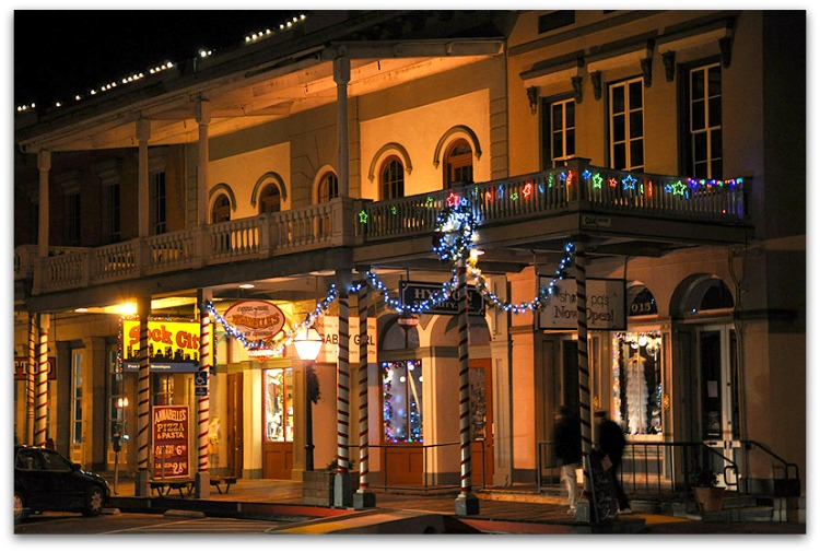 Old Sacramento Theatre of LIghts